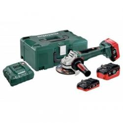 Metabo WB 18 LTX BL 125 Quick Set (613077930)