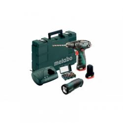 Metabo PowerMaxx SB Basic Set (600385930)